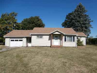 Single Family Home For Sale: 9295 Sh 37