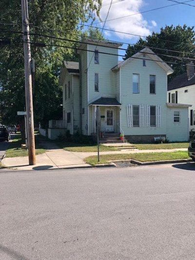 Ogdensburg NY Single Family Home For Sale: $51,300