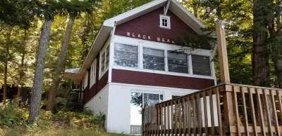 Cranberry Lake Waterfront For Sale: 31 Howland Rd.