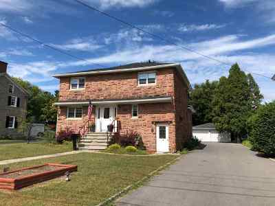 Massena Waterfront For Sale: 74 Andrews Street