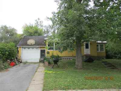 Alexandria Bay Single Family Home For Sale: 54 Anthony St.