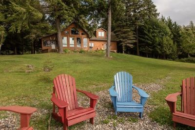 Cranberry Lake Waterfront For Sale: 118 Lone Pine Rd.