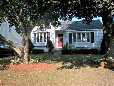 St Lawrence County Single Family Home For Sale: 8 Erwin Ave