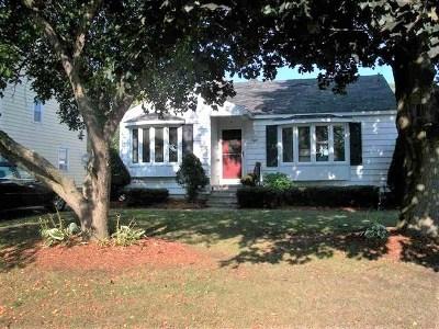 Massena NY Single Family Home For Sale: $81,000