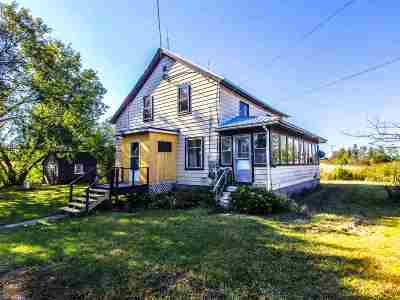Gouverneur NY Single Family Home For Sale: $69,000