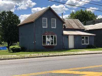 Dekalb Junction NY Single Family Home For Sale: $34,900