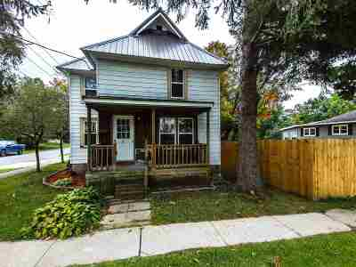 St Lawrence County Single Family Home For Sale: 168 Rowley Street
