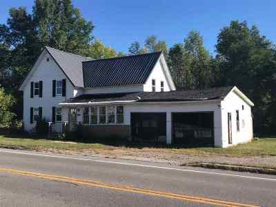 Massena Single Family Home For Sale: 2286 State Highway 420