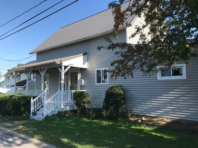 Massena Single Family Home For Sale: 30 Haskell Street