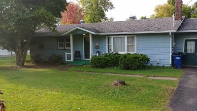 Canton NY Single Family Home For Sale: $145,000