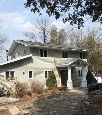 Ogdensburg Waterfront For Sale: 22 Lord Drive