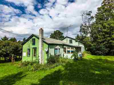 Single Family Home For Sale: 1001 County Route 12