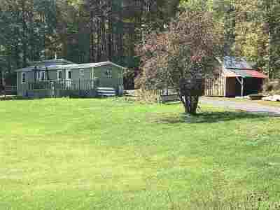 Single Family Home For Sale: 1847 County Route 3