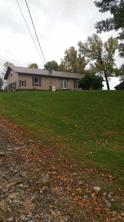 Ogdensburg Single Family Home For Sale: 3252 State Highway 37