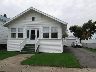 Ogdensburg Single Family Home For Sale: 915 Congress