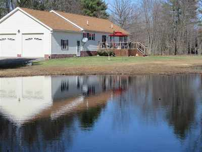 St Lawrence County Single Family Home For Sale: 230 Chase Mills Road