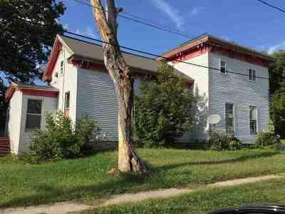 Gouverneur Multi Family Home For Sale: 36 Wall Street