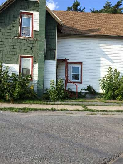 Gouverneur Single Family Home For Sale: 230 W Main Street