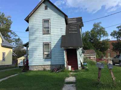Gouverneur Multi Family Home For Sale: 67 Prospect Street