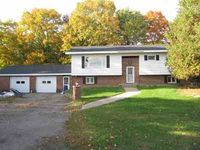 Ogdensburg Single Family Home For Sale: 3707 State Highway 37
