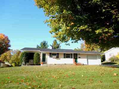 Massena Single Family Home For Sale: 42 Dover