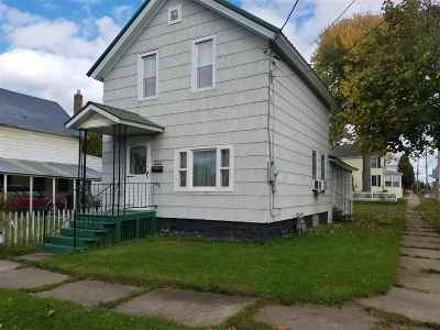 Single Family Home For Sale: 424 Ford Ave
