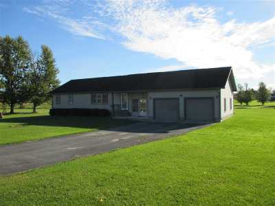 Gouverneur NY Single Family Home For Sale: $165,000