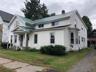 Canton NY Multi Family Home For Sale: $34,900