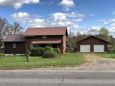 Single Family Home For Sale: 5120 Countyroute 6