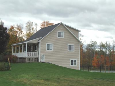 St Lawrence County Single Family Home For Sale: 751 Cr 31a (Connie Woods Rd)
