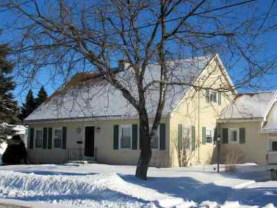 Gouverneur Single Family Home For Sale: 50 Birchwood Drive