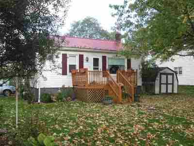Gouverneur Single Family Home For Sale: 30 Jefferson St