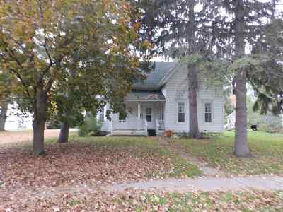 Canton NY Single Family Home For Sale: $149,500