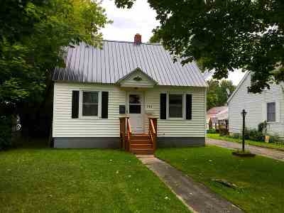 Massena Single Family Home For Sale: 245 N Main Street