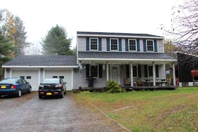 St Lawrence County Single Family Home For Sale: 1116 Green Road