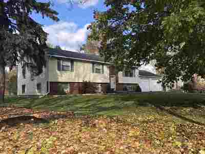 Canton NY Single Family Home For Sale: $195,000