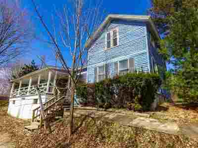 Single Family Home For Sale: 65 Austin Street