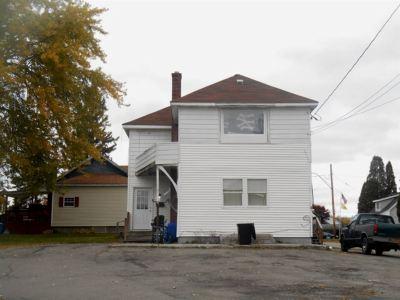 Massena Multi Family Home For Sale: 27 Spruce Street