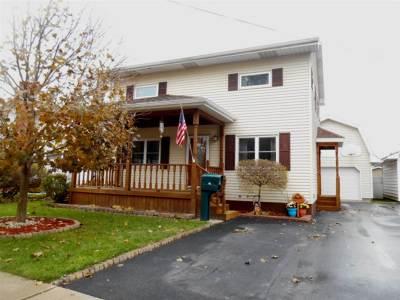 Massena Single Family Home For Sale: 42 Washington Street