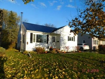 Massena Single Family Home For Sale: 26 Hospital Drive