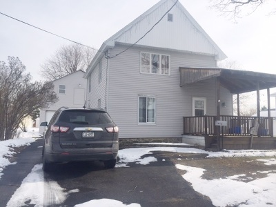 Massena Single Family Home For Sale: 35 George Street