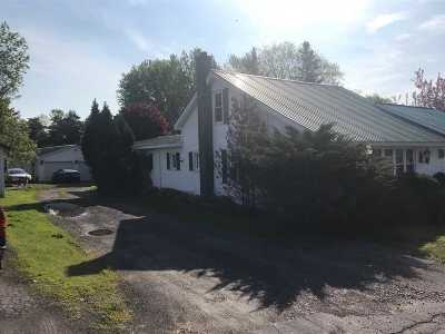 Massena Single Family Home For Sale: 71 State Highway 37c