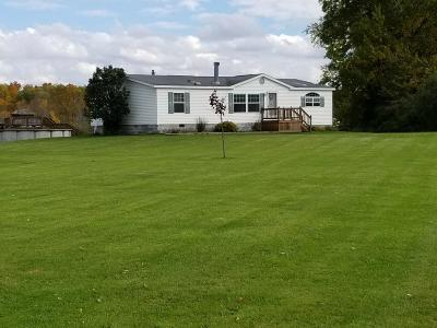 St Lawrence County Single Family Home For Sale: 280 Morgan Road
