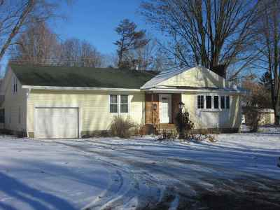 Canton NY Single Family Home For Sale: $138,000
