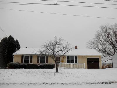 St Lawrence County Single Family Home For Sale: 45 Highland Avenue