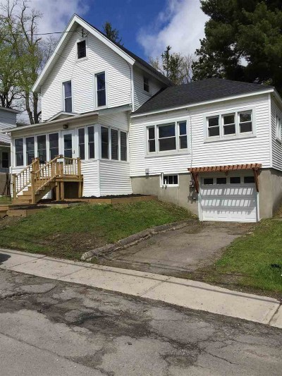 Gouverneur NY Single Family Home For Sale: $69,900