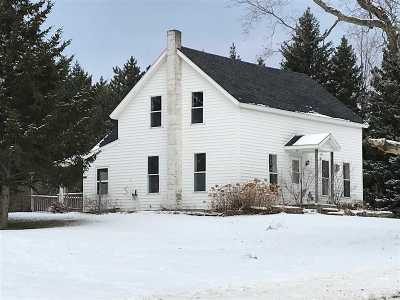 St Lawrence County Single Family Home For Sale: 639 Bagdad Rd.