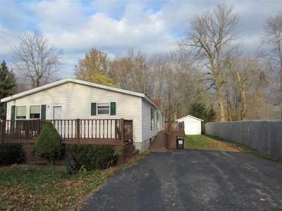 Ogdensburg Single Family Home For Sale: 620 Champlain Street