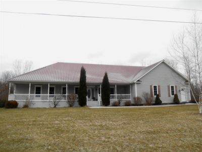 St Lawrence County Single Family Home For Sale: 76 County Route 41