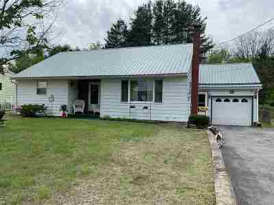 St Lawrence County Single Family Home For Sale: 51 George St.